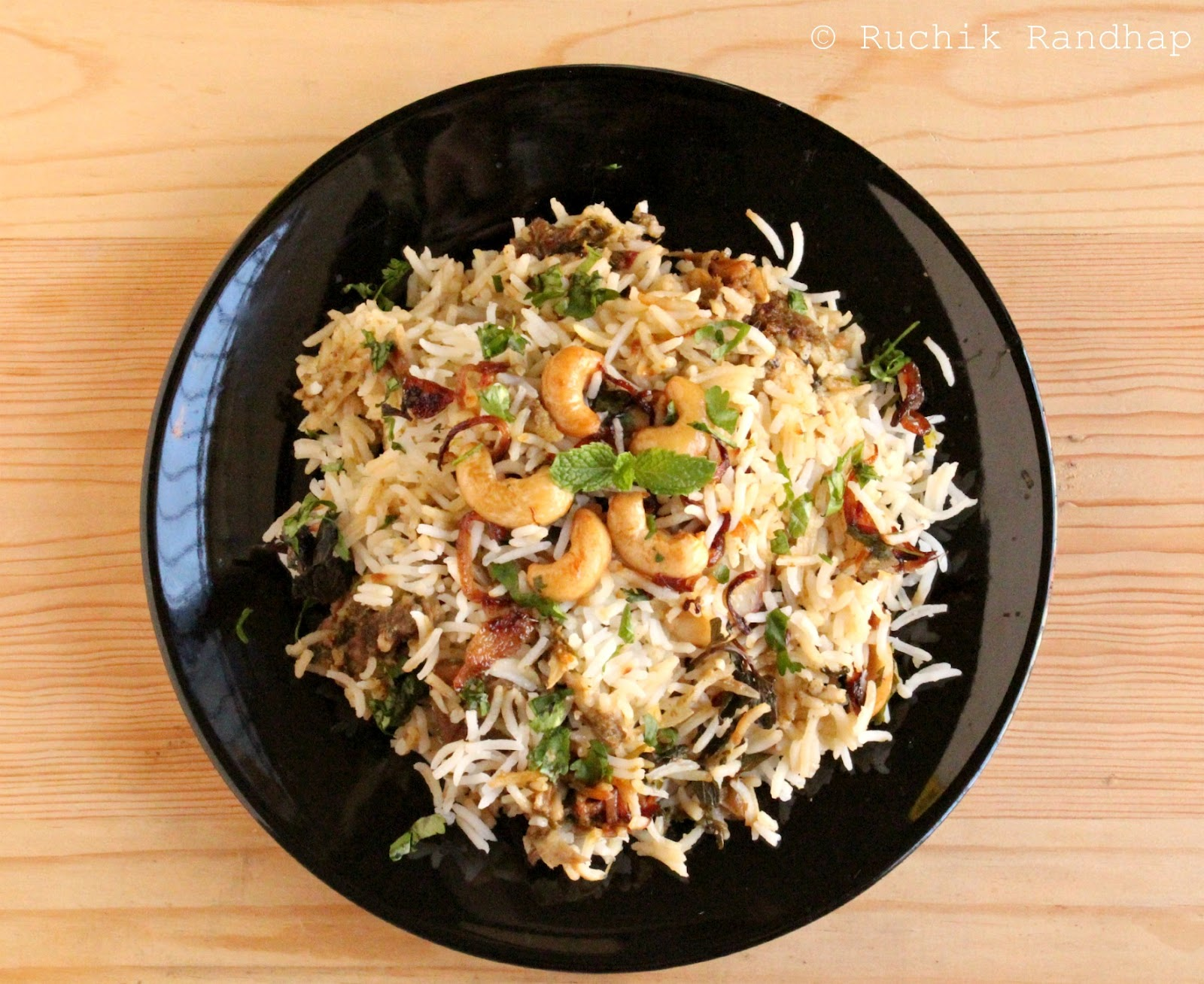 Mangalorean Biryani